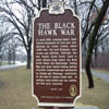 The Blackhawk War Janesville WI