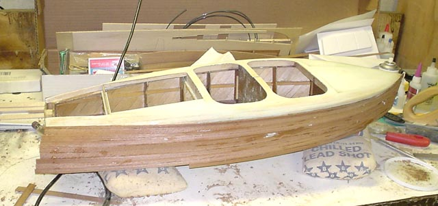 Free fishing boat plans plywood chris craft wooden boats for Building classic small craft